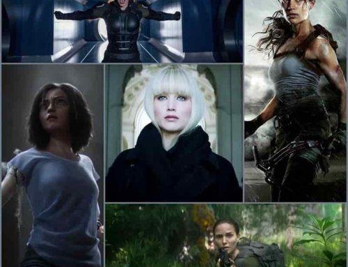 Фильмы с сильными и яркими героинями 2018