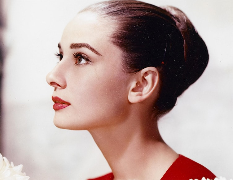 Одри Хепберн макияж