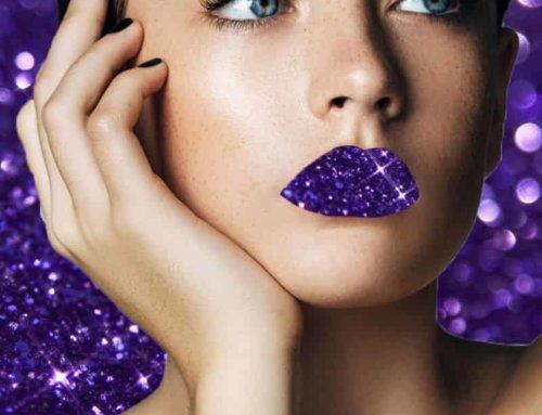Тренд на фиолетовый — что это значит в макияже
