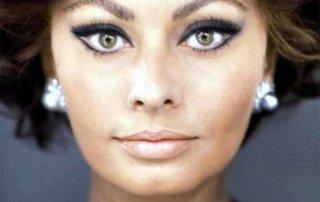 Софи Лорен макияж и статья